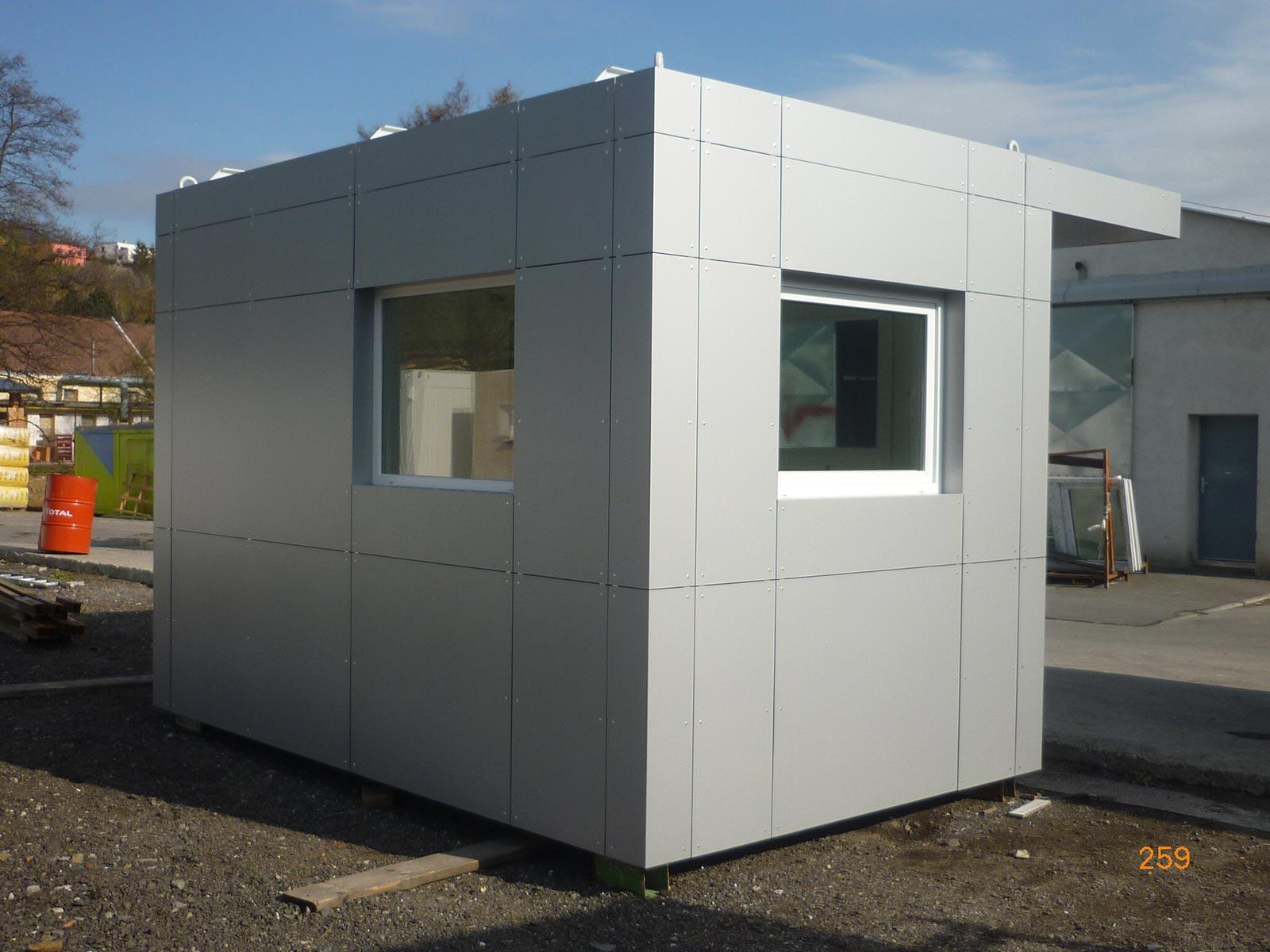 Exterieur container